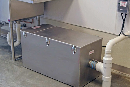 Allentown PA Commercial Space's Grease Trap Recently Cleaned by Bethlehem Plumber